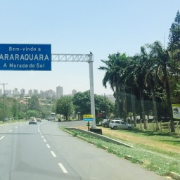 Araraquara – Home of the sun