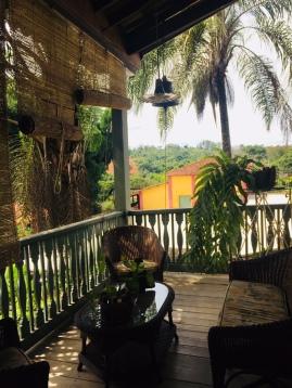 Glorious veranda