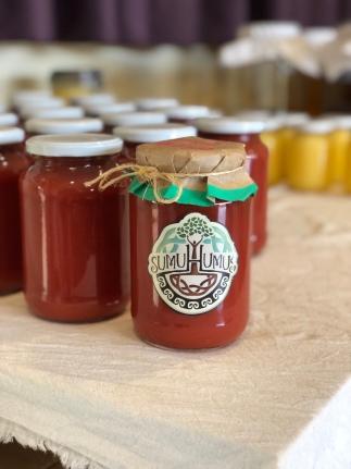 Carols tomato sauce