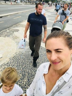 Struttin' Copacabana