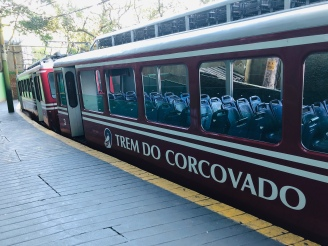 Corcovado cog train