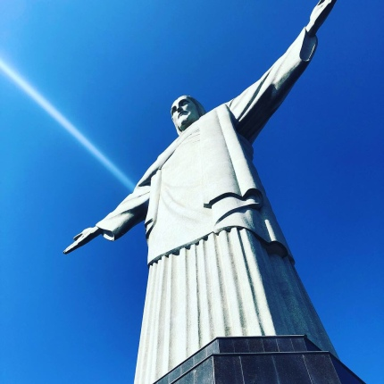 Christ the Redeemer in splendor
