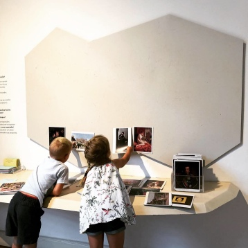 Creating their own gallery