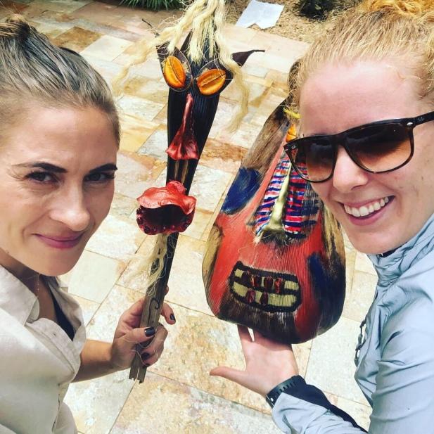 Ingeborg and I