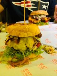 Burgers at EAT
