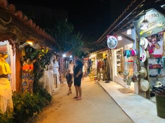 Village alley