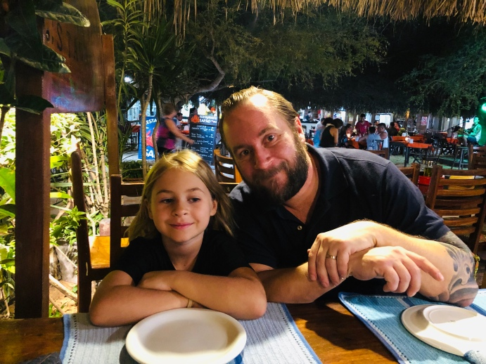 Dinner at Pimenta Verde
